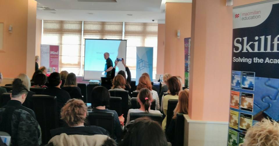 Speak na nacionalnoj konferenciji škola jezika